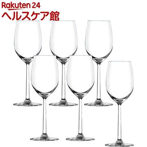 ワイングラス ヴェレゾン 白ワイン用 食洗機対応 405ml RN-14236CS(6コ入)