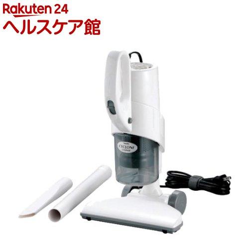 掃除機 メーカー公式ショップ 値下げ ツインバード TWINBIRD ACハンディーサイクロンクリーナー HC-E243SBK 1台 スケルトンブラック