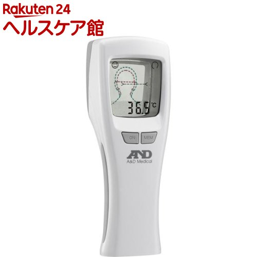 A&D 多点非接触型体温計 フェイスサーモ TM-1621(1台)【A&D(エーアンドデイ)】