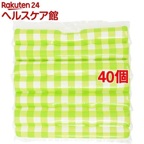 5wayエアクッション ザブポン あーちゃん チェック(40個セット)