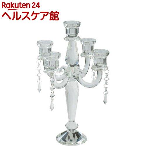 カメヤマキャンドル アプローズグラススタンド 5(1コ入)【カメヤマキャンドル】