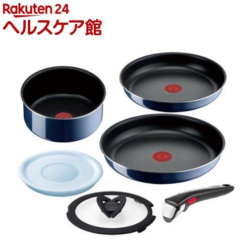 ティファール セール品 T-fal インジニオ ネオ ロイヤルブルー 6点セット インテンス L43790 割引 セット6