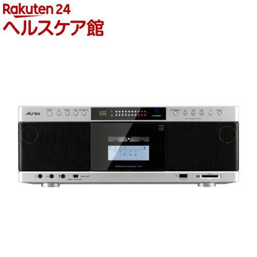 東芝 ハイレゾ対応 SD/USB/CDラジオカセットレコーダー サテンゴールド TY-AK1(N)(1台)【東芝(TOSHIBA)】【送料無料】