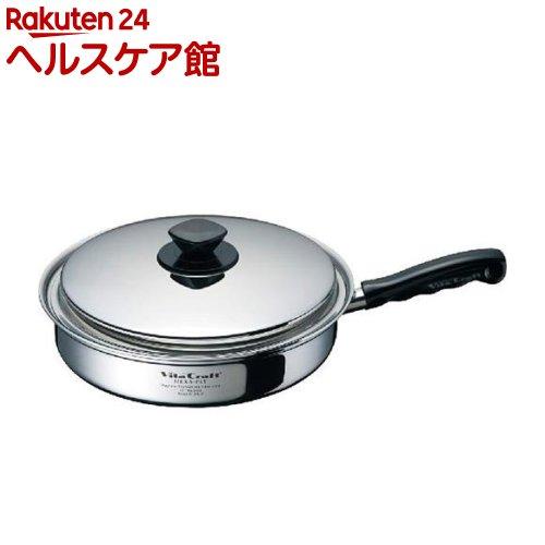ビタクラフト ヘキサプライ フライパン 27cm 6132(1コ入)【ビタクラフト】【送料無料】