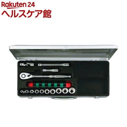 KTC ソケットレンチセット 12.7 TB410X(1セット)【KTC】
