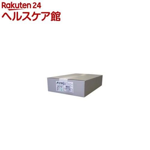 エーワン パソコンプリンタ&ワープロラベルシール(プリンタ兼用) 21面 28733(500シート)【送料無料】