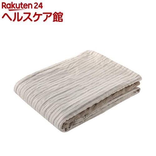肌掛け布団 シングル 洗える 麻 速乾 吸湿 しなやか竹素材 ベージュ AE08502046BE(1枚入)【東京西川】【送料無料】