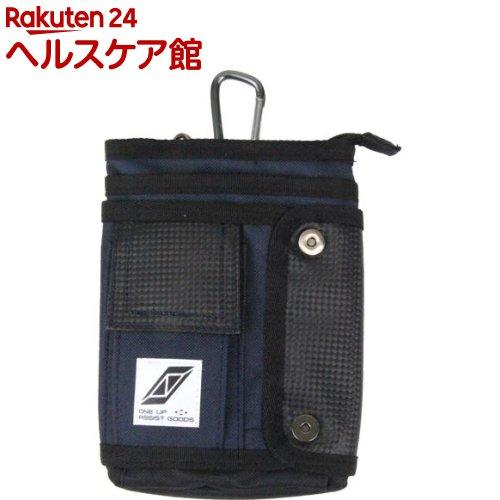SK11 スマートフォンポーチ SO-SPPネイビー(1コ入)