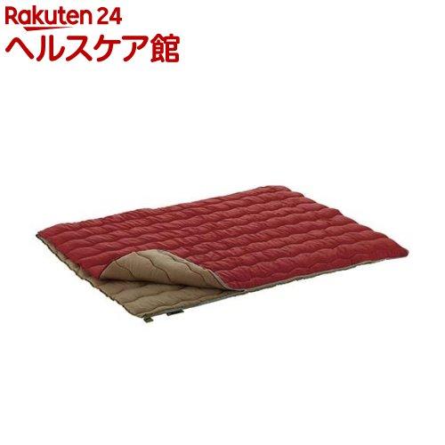 ロゴス 2in1・Wサイズ丸洗い寝袋・0(2枚入)【ロゴス(LOGOS)】