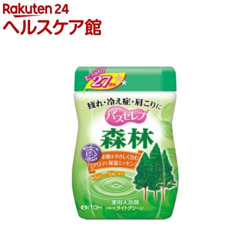 入浴剤 バスセレブ 森林 40%OFFの激安セール マーケット 680g more30 B
