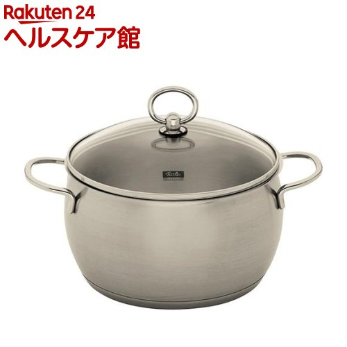 フィスラー C+Sロイヤル シチューポット 20cm 030-118-20-000(4.1L)【送料無料】