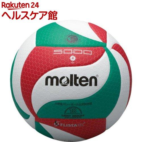 モルテン フリスタテック 軽量バレーボール 軽量4号 V4M5000L(1個入)【モルテン】