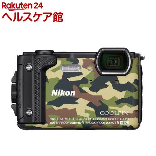 ニコン デジタルカメラ COOLPIX W300 カムフラージュ(1台)【クールピクス(COOLPIX)】【送料無料】