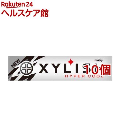 レビューを書けば送料当店負担 キシリッシュ 日本未発売 キシリッシュガム ハイパークール 12粒入 10コセット