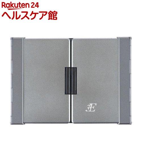 3E Bluetooth キーボード Dual 3つ折りタイプ ケース付属 ブラック 3E-BKY9-BK(1コ)【3E(スリーイー)】