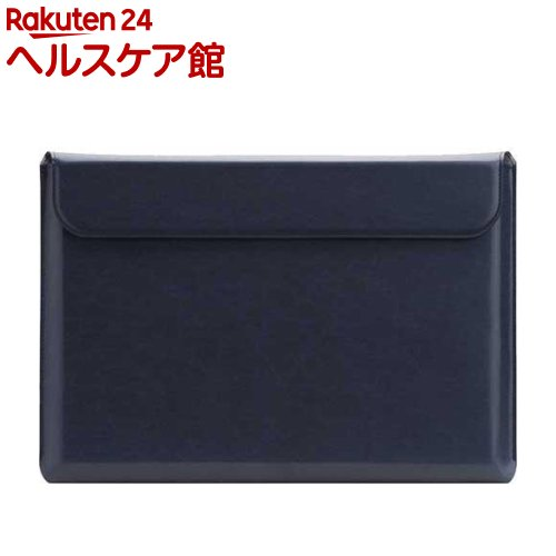 エスエルジーデザイン MacBook Pro 15インチ ポーチ ネイビー SD11536(1コ)【SLG Design(エスエルジーデザイン)】
