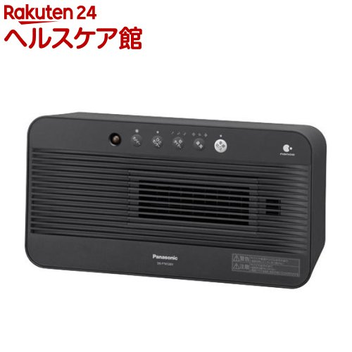 パナソニック セラミックファンヒーター DS-FTX1201-K ブラック(1台)【パナソニック】【送料無料】