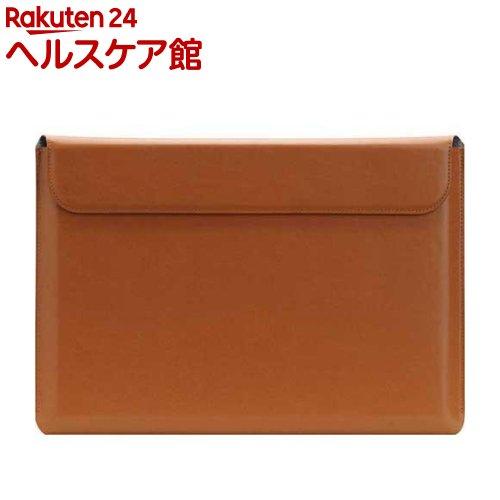 エスエルジーデザイン MacBook Pro 15インチ ポーチ タン SD11537(1コ)【SLG Design(エスエルジーデザイン)】