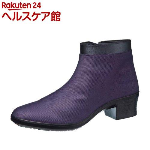アサヒ トップドライ TDY3979(A) パープルPB AF39794 22.0cm(1足)【TOP DRY(トップドライ)】