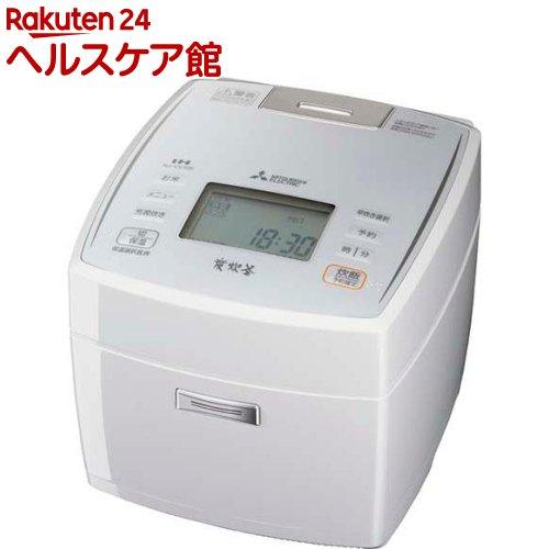 三菱ジャー炊飯器 「備長炭炭炊釜 ピュアホワイト NJ-VV188-W(1台)【送料無料】
