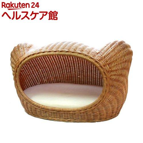 ラタンキティハウス ハニー(1台)【送料無料】