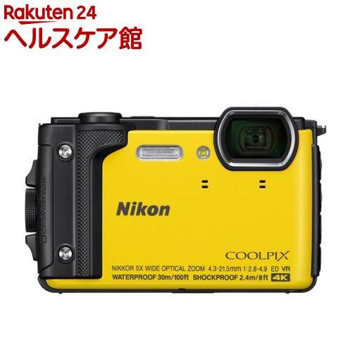 ニコン デジタルカメラ COOLPIX W300 イエロー(1台)【クールピクス(COOLPIX)】【送料無料】