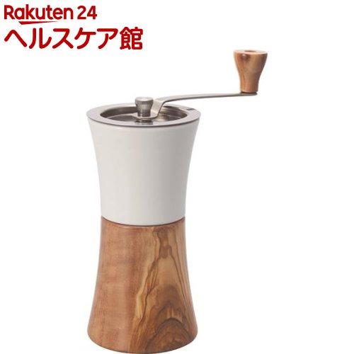 ハリオ セラミックコーヒーミル・ウッド MCW-2-OV(1コ入)【ハリオ(HARIO)】【送料無料】