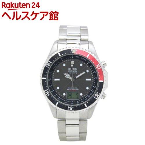 エルジン 1点ダイヤソーラー電波 FK1400S-BRP(1コ入)【送料無料】