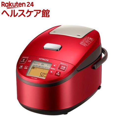 日立 圧力スチームIH炊飯器 RZ-AX10M(R)(1台)