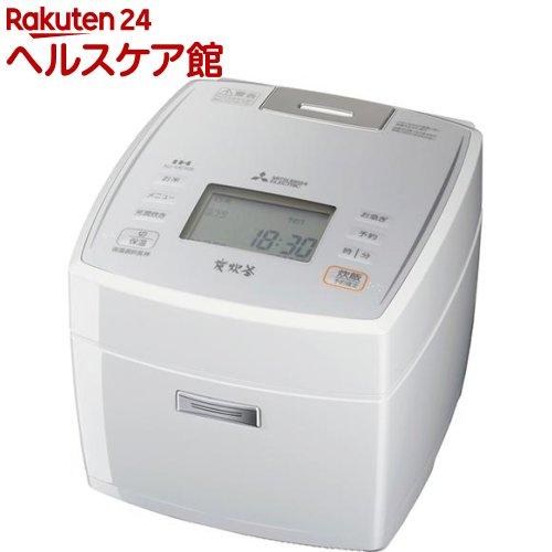 三菱ジャー炊飯器 「備長炭炭炊釜 ピュアホワイト NJ-VE188-W(1台)【送料無料】