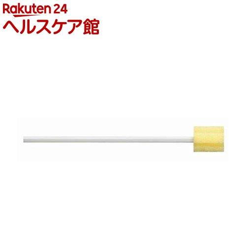 マウスピュア 口腔ケアスポンジ プラ軸 Mサイズ(500本入)【マウスピュア】:ケンコーコム