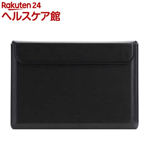 エスエルジーデザイン MacBook Pro 15インチ ポーチ ブラック SD11538(1コ)【SLG Design(エスエルジーデザイン)】