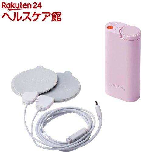 温熱低周波治療器 エクリア リフリーon ピンク HCM-PH01PN(1台)【エレコム(ELECOM)】【送料無料】