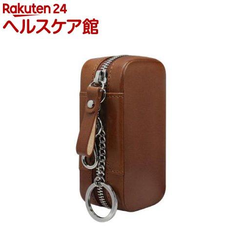 ハンスマレ iQOS イタリアンレザーケース ブラウン HAN10040(1コ入)【ハンスマレ(HANSMARE)】【送料無料】