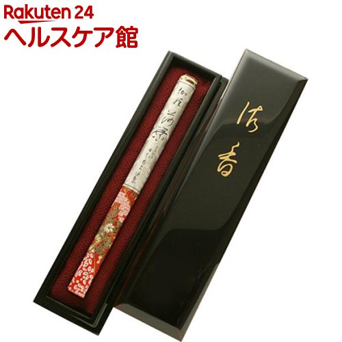伽羅荷葉 長寸(1把入)【日本香堂】
