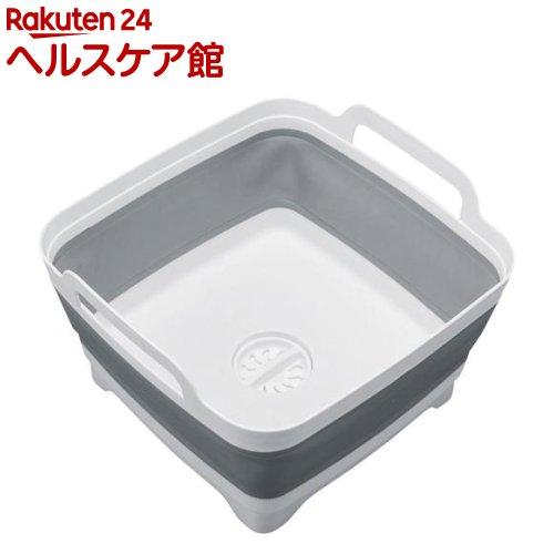 ☆最安値に挑戦 排水できるモノトーン洗い桶 開店祝い 1コ入