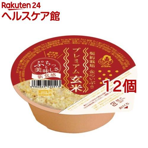 おくさま印 国内在庫 プレミアム玄米ごはん 120g セール特価 12個セット