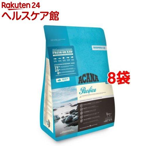 アカナ パシフィカキャット(正規輸入品)(1.8kg*8袋セット)【アカナ】[キャットフード]