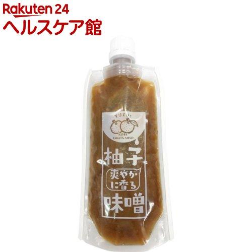 柚子爽やかに香る味噌 訳あり 全店販売中 ◆セール特価品◆ 180g