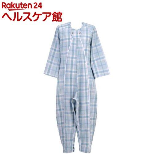 フドー ねまき 2型 スリーシーズン 青 M(1枚入)【フドー】【送料無料】