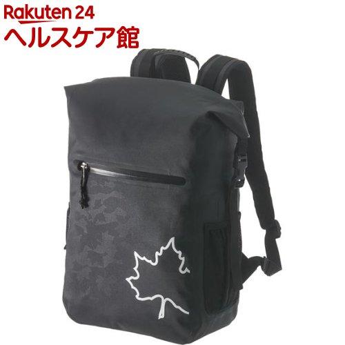 SPLASH mobi スモールダッフルリュック25 ブラックカモ(1個)【ロゴス(LOGOS)】