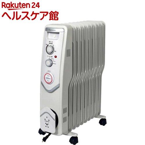 エスケイジャパン オイルヒーター 1200W ホワイト SKJ-SE120ROTW 新品 内祝い 1台
