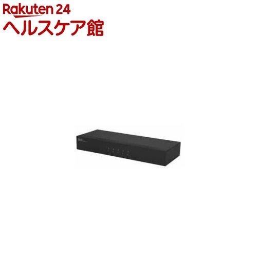 3D対応1入力4出力 HDMI分配器 REX-HDSP4A(1セット)