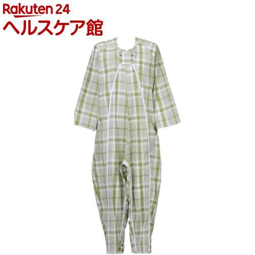 フドー ねまき 2型 スリーシーズン グリーン L(1枚入)【フドー】【送料無料】