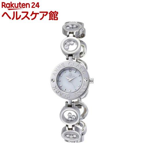 アンクラーク 天然1Pダイヤ入りレディースウォッチ AT1008-09(1本入)【】