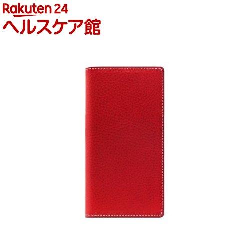 エスエルジーデザイン iPhone7 PLus ミネルバボックスレザーケース レッド SD8145i7P(1コ入)【SLG Design(エスエルジーデザイン)】