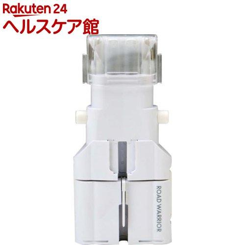 デバイスネット マルチ電源変換アダプター ゴーコンα RW101WH ホワイト(1コ入)【デバイスネット】【送料無料】