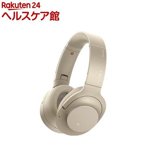 ソニー ワイヤレスノイズキャンセリングステレオヘッドセット(WH-H900N)N(1セット)【SONY(ソニー)】【送料無料】