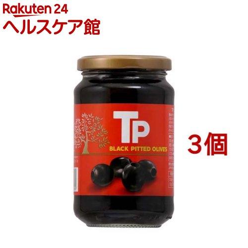 TP ブラックオリーブ 3コセット 商店 340g 年末年始大決算