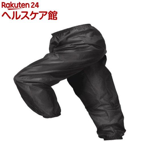 レインファクトリー ポリパンツ 裾ゴム付 RF-20 ブラック M(1枚入)【おたふく手袋】